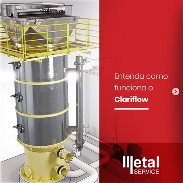 Metal Service lança uma importante novidade para o mercado industrial